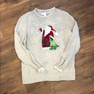 Women's Christopher & Banks size large Sweater